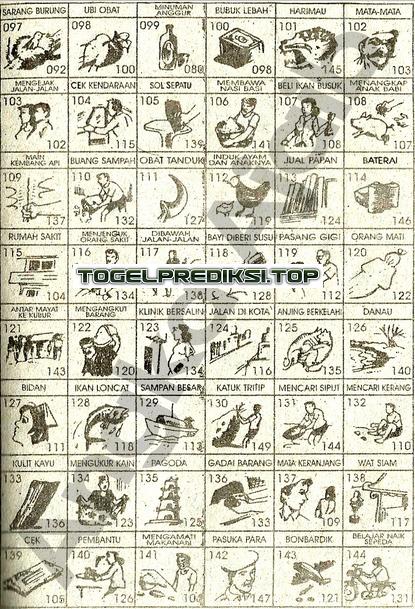 Erek Erek 3D Bergambar Buku Mimpi 3 Angka - Bola & Togel